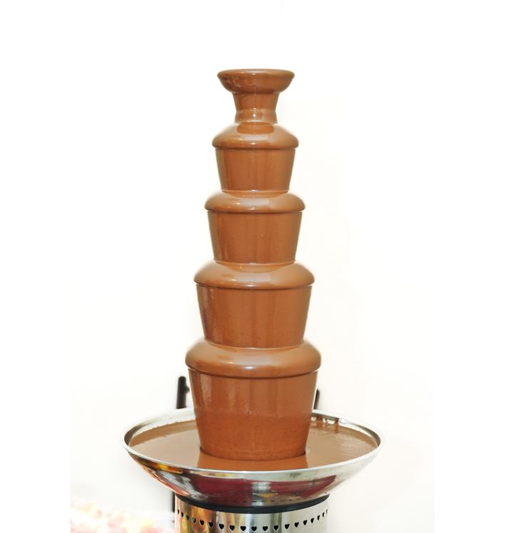 fontana-di-cioccolato-professionale
