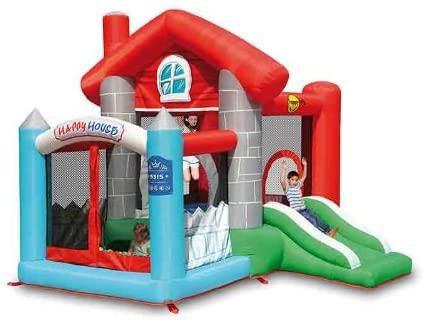 noleggio gonfiabile happy house