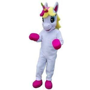 noleggio affitto costume mascotte unicorno